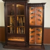 12 Gun Cabinet and Knife Display