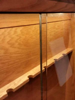 """1/2""""-polycarbonate-bypass doors"""