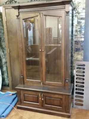 Ahern-Amish-Gun-Cabinet- 1