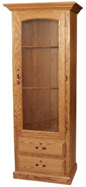 Amish-Furniture-2drawer-gun-cabinet-small