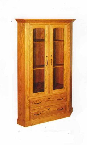 Amish-custom-Gun-Cabinet-13-gun-corner