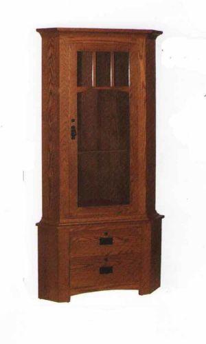Amish-custom-Gun-Cabinet-9-gun-corner