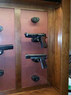 Devine Wall Pistol Cabinet