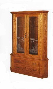 MW-Amish-custom-Gun-Cabinet-17-corner-etched