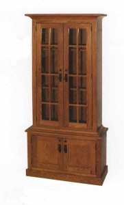 MW-Amish-custom-Gun-Cabinet-2-door-mullion