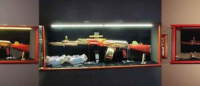 AK47 gun case